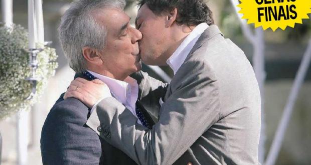 O primeiro casamento gay em novelas portuguesas - Dioguinho Blog