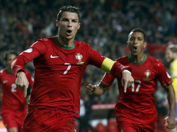 Photo of Mensagem de Cristiano Ronaldo após o jogo da Alemanha!