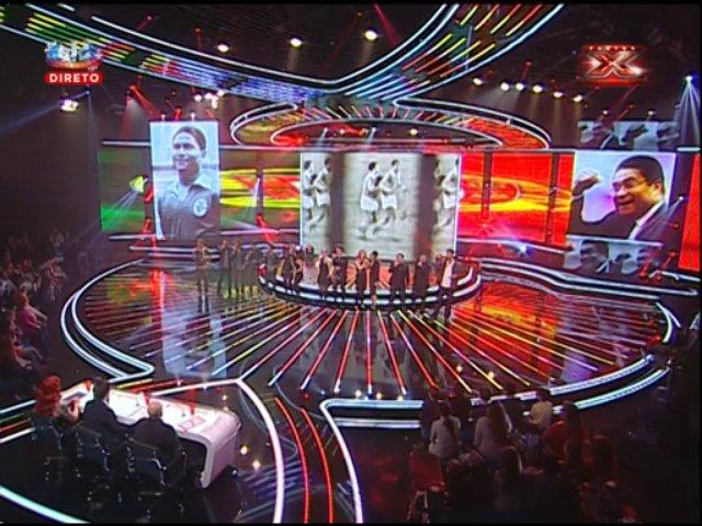 Photo of Factor X fez uma bela homenagem a Eusébio