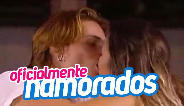Photo of Tierry e Débora são oficialmente namorados