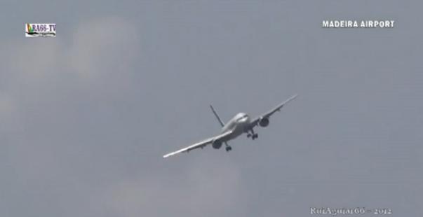 Photo of Avião na Madeira quase que tem acidente (Vídeo)