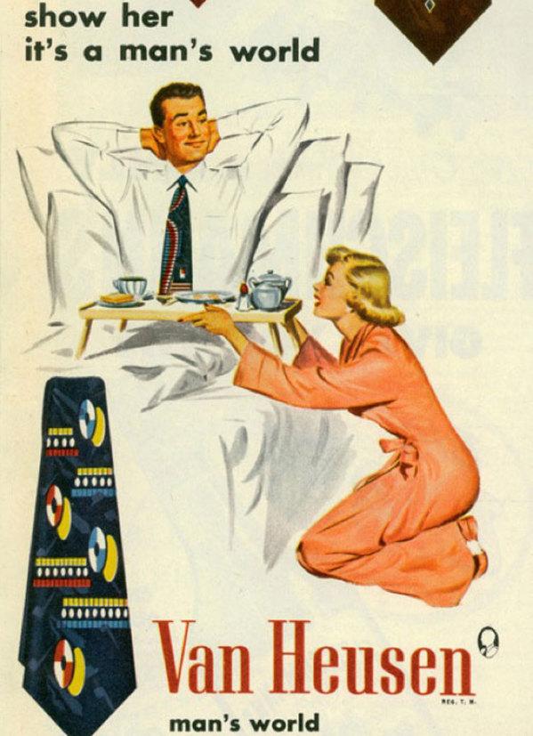 Photo of Anúncios antigos que hoje seriam polémicos e banidos da nossa sociedade