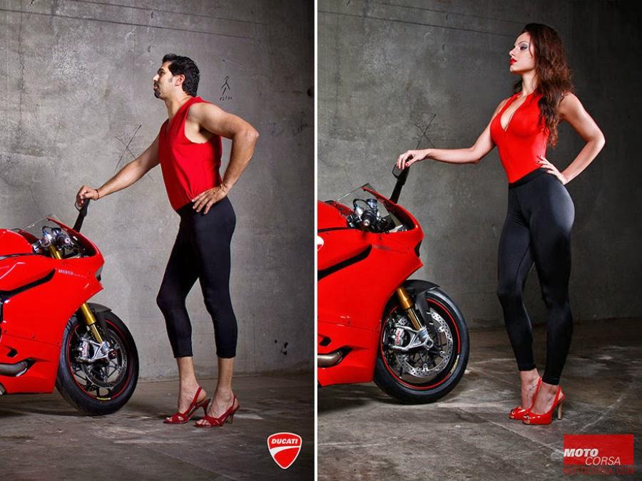 Photo of E se fossem os homem a fazer as poses sensuais das mulheres?