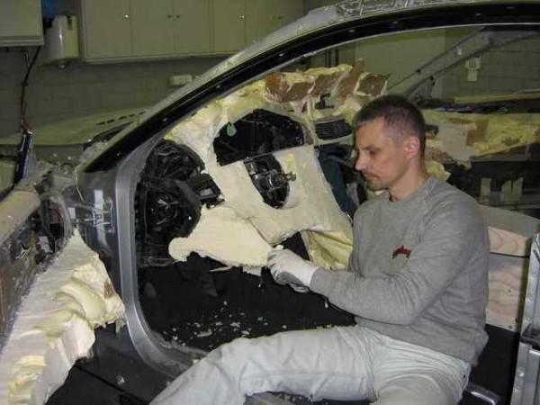 Photo of Homem conseguiu fazer o impensável com o seu velho carro