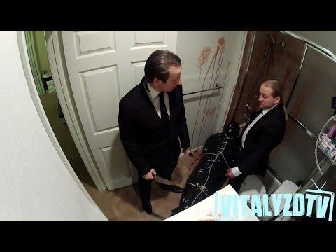 Photo of VITALY contratou uma empregada para ir limpar a cena de um crime