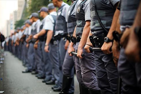 Photo of Policia Militar revoltada no Mundial 2014