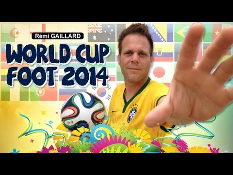 Photo of Rémi Gaillard lança vídeo dedicado ao Mundial 2014