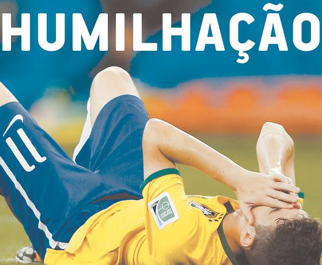 Photo of Brasil: Imprensa não perdoa a humilhação de ontem – TODAS AS CAPAS
