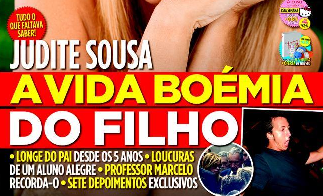 Photo of TVGUIA: A vida boémia do filho de Judite de Sousa