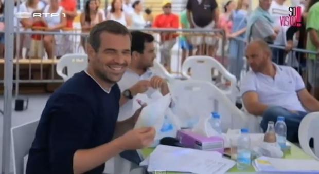 Photo of Pêpê Rapazote comenta a sua estreia como apresentador