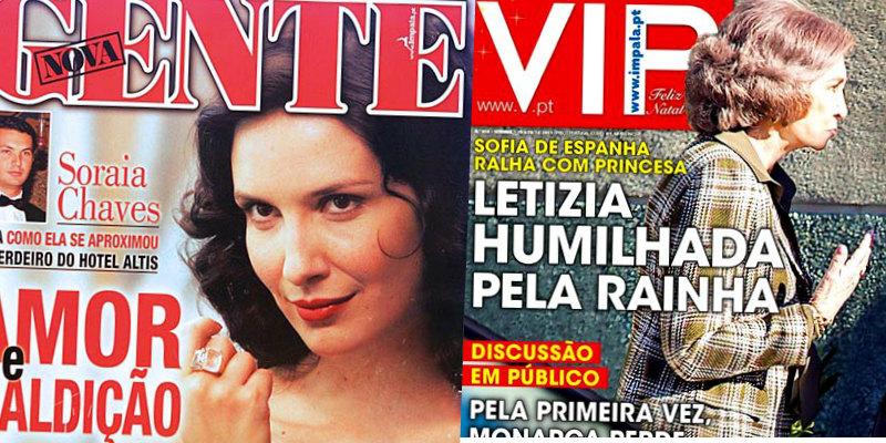 Photo of Facebook: Revista VIP e NOVA GENTE causam alarme social sem necessidade