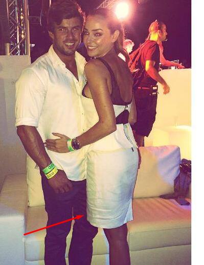 Photo of Vanessa Martins acusada de ser acompanhante de luxo