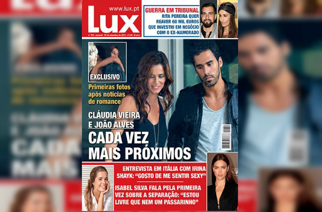 Photo of Cláudia Vieira e o seu novo amor – Fotos exclusivas