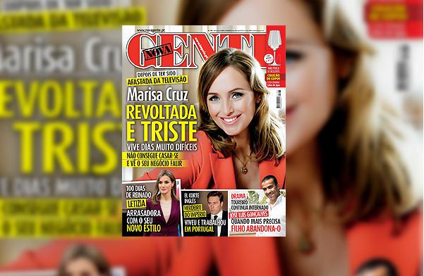 Photo of Marisa Cruz desmente noticia da Nova gente