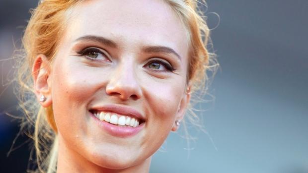 Photo of Scarlett Johansson já é mãe de uma menina