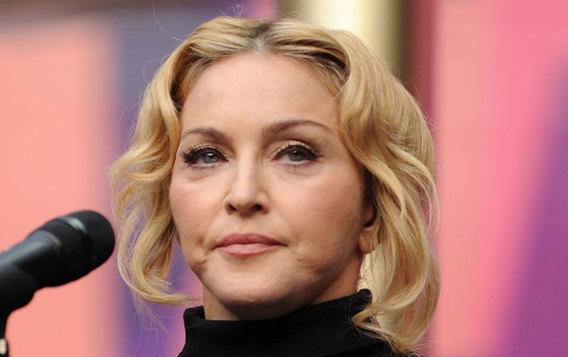 Photo of Madonna deixa os filhos consumir drogas