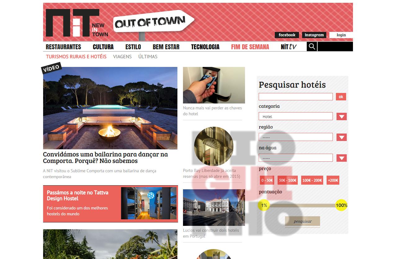 Photo of NiT (New in Town):  Fica a conhecer a nova revista urbana de lifestyle, lazer e cultura