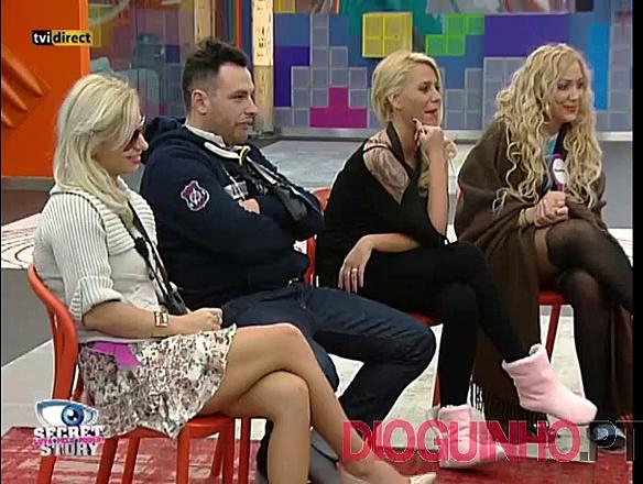 Photo of Cadeira Quente acerca das nomeações, o António ficou danado