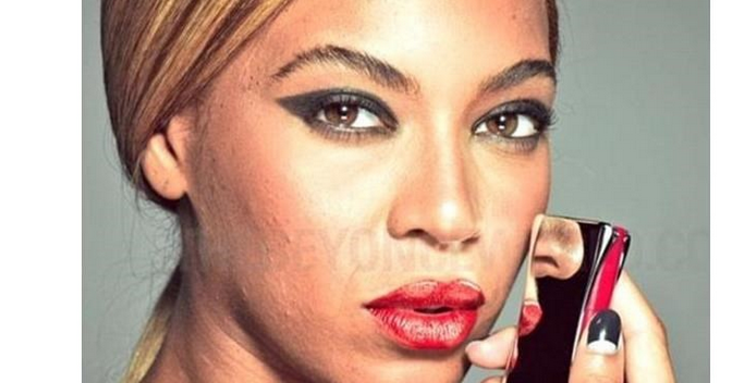 Photo of Fotografias não retocadas de Beyoncé cairam na Internet
