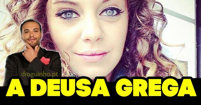 Photo of Quem é a deusa grega do António? É a Anuska Marques