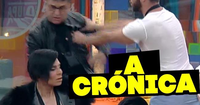 Photo of A Crónica – A televisão portuguesa bateu no fundo
