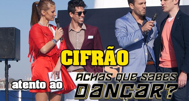"""Photo of Cifão atento ao Achas que Sabes Dançar?: """"tenho acompanhado o programa"""""""