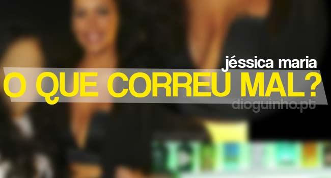 Photo of Jéssica Maria com maminhas até ao joelho?