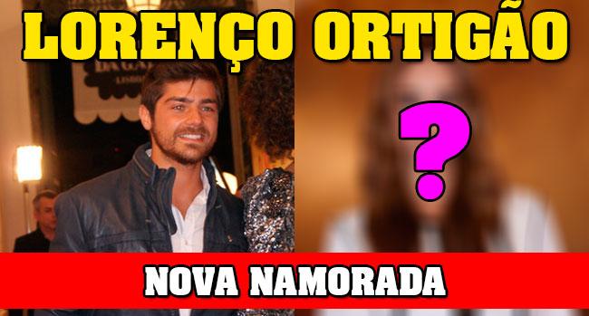 Photo of Lourenço Ortigão tem novo amor