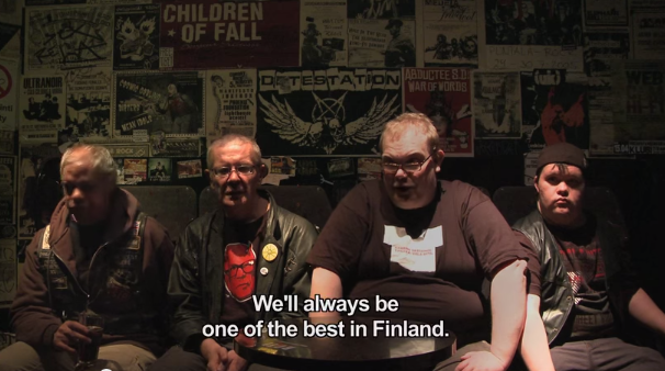 Photo of Finlândia leva à Eurovisão banda com défice cognitivo