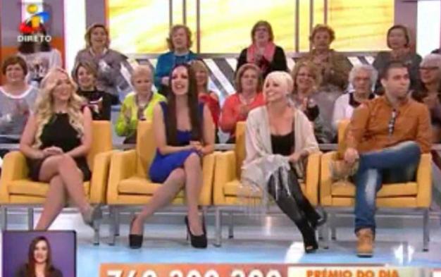 Photo of Finalistas da Luta Pelo Poder estiveram no Você na TV