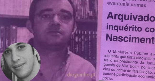 Photo of Irmão do Luís Nascimento investigado por falsificação, e abuso de poder