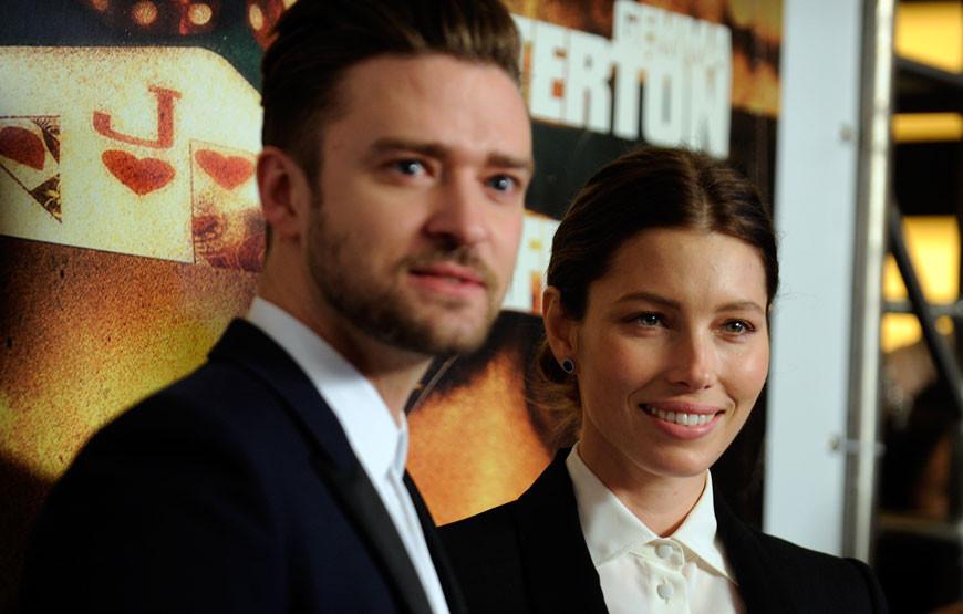 Photo of Justin Timberlake e Jessica Biel já são pais