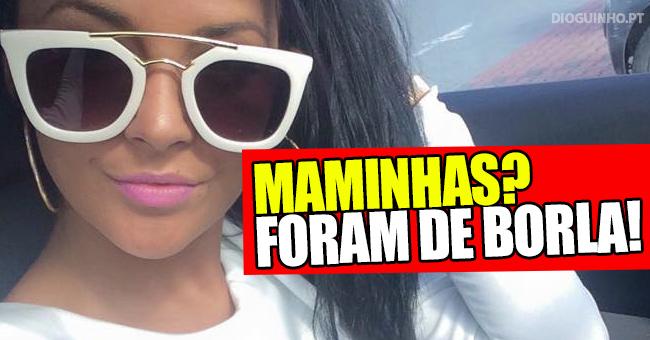 Photo of Elisabete Moutinho reage às acusações da TVGuia acerca das maminhas