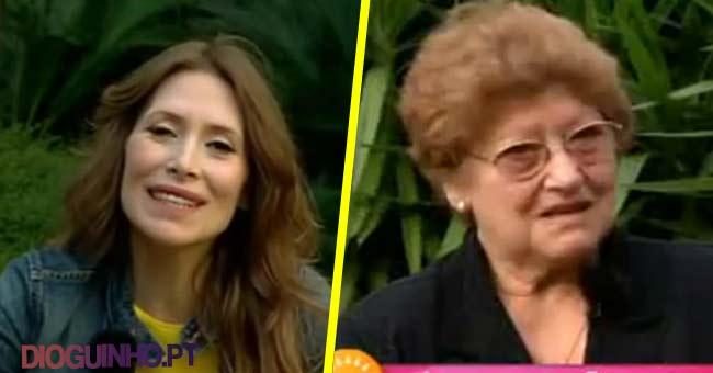 Photo of Sónia Brazão entrevista a própria mãe no Queridas Manhãs