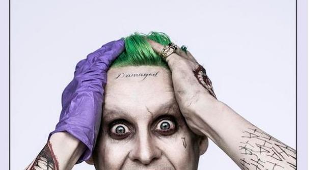 Photo of Jared Leto como Joker! As primeiras imagens