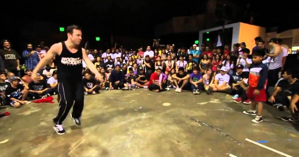 Photo of Um puto humilhou um adulto numa batalha de breakdance