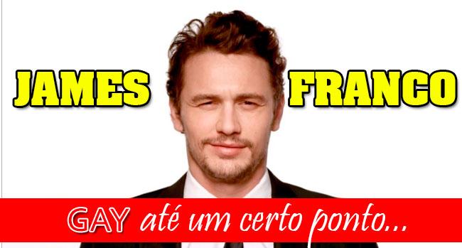"""Photo of James Franco é """"gay até um certo ponto"""""""
