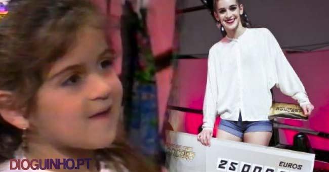 Photo of Sabia que Liliana Garcia ganhou o Mini Chuva de Estrelas em 1995?