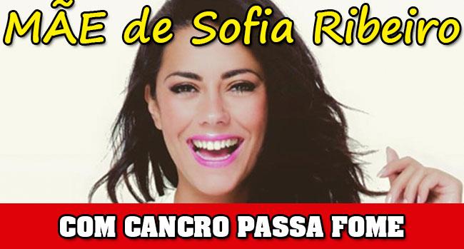 Photo of Sofia Ribeiro arranjou casa para a mãe doente e irmã