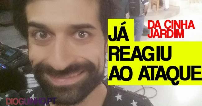 Photo of António Raminhos já reagiu às criticas da Cinha Jardim