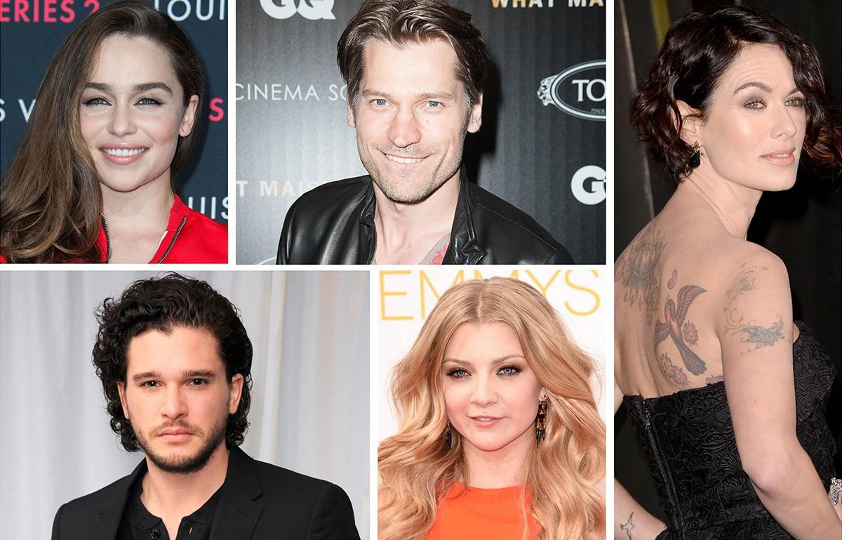Photo of Vê como são 15 atores da série 'Game of Thrones' na vida real