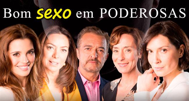 """Photo of Poderosas da SIC vai contar com """"bom sexo"""""""