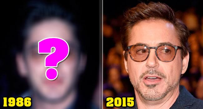 Photo of Robert Downey Jr: bons genes ou bons médicos?