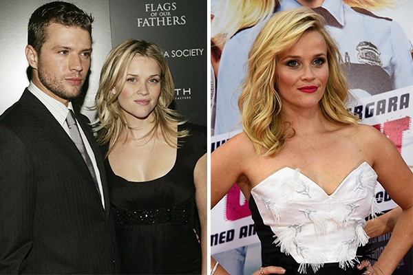 10. Reese Witherspoon e Ryan Phillippe