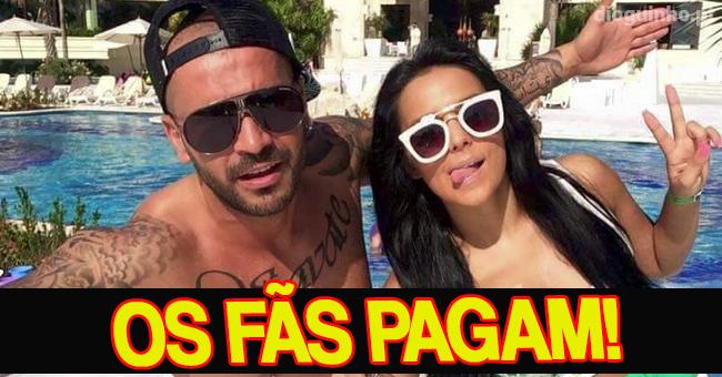 Photo of Elisabete Moutinho e Bruno de férias… à conta dos fãs