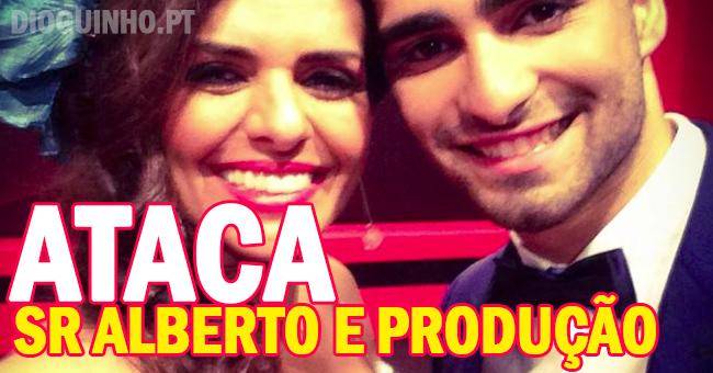 Photo of Cuca Roseta defende André Branco, critica Sr. Alberto e produção