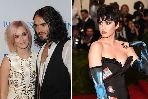 6. Katy Perry e Russell Brand