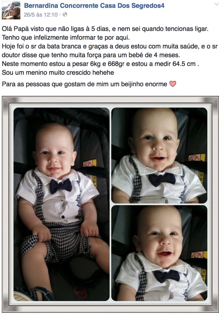 Bernardina filho