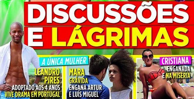 Photo of TVGuia: Cristiana foi enganada e está a miséria
