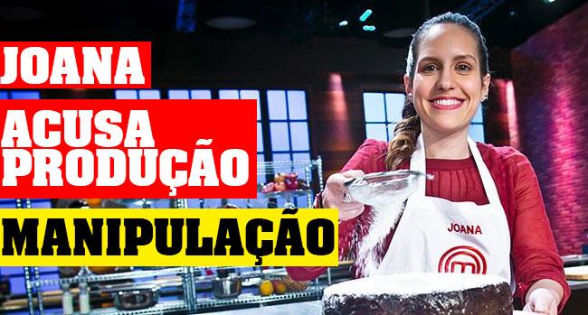 Photo of Joana Jardim acusa produção de Masterchef Portugal de manipulação